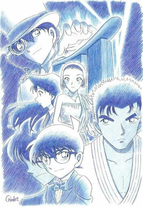 the movie 23 ? | Detective Conan | Kaito
