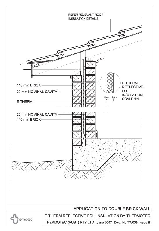 Double Brick Wall Construction Details Google Search Detalles - Brick cavity wall construction