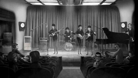 Dulce y melancólico: mirá a los Beatles en un video inédito | TN.com.ar | TN.com.ar