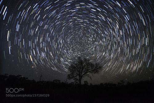 Universe by Genesis  sky landscape forest color nature blue night light abstract way background beautiful texture stars e