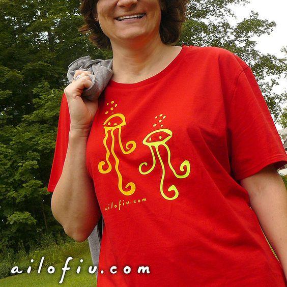 "Camiseta ""Medusas"" by ailófiu camisetas"