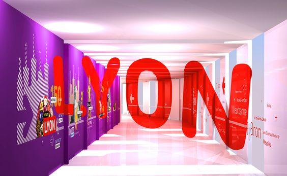 Aéroport de Lyon / Agence de Communication Paris Lyon