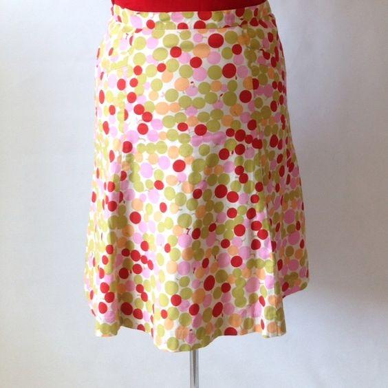 Skirt Multi-Color, Polka-Dot Skirt Marc Jacobs Skirts Midi