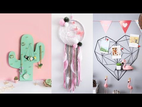 Diy Amazing Room Decor Ideas Room Decorating Ideas For Girls Home Decor Hacks Youtube In 2021 Home Decor Hacks 5 Minute Crafts Videos Cute Room Ideas Diy room decor ideas youtube
