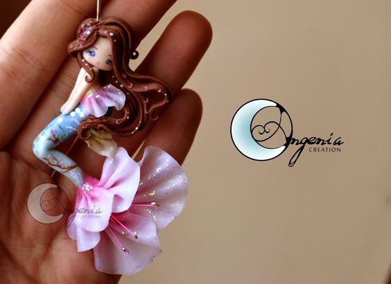 Angenia Creations, spring mermaid