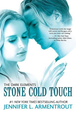 Armentrout Month ~ Review: Stone Cold Touch by Jennifer L. Armentrout