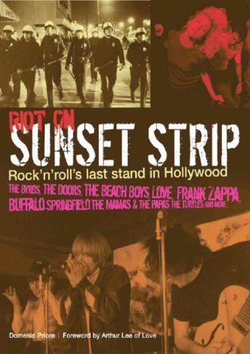 The sunset strip music scene sucks