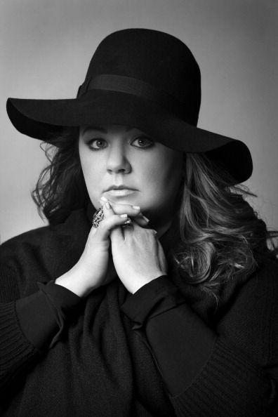 Melissa McCarthy. Because she makes me busy out laughing and I want to be her friend. I also think she's beautiful! And her husband is hysterical too. The Air Marshall.