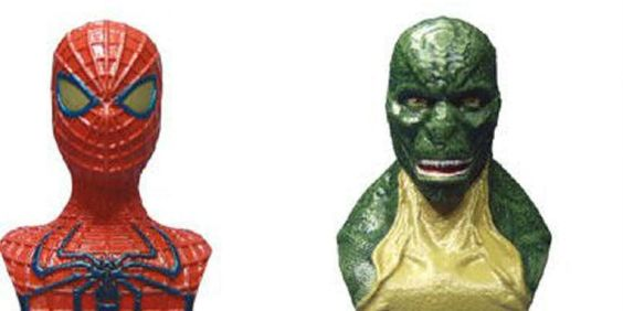 Amazing Spiderman Tie-in Products