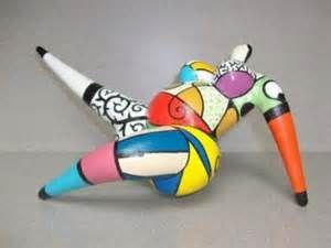 Esculturas De Papel Mache - Resultados Yahoo Search da busca de imagens