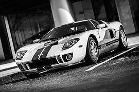 Carro, Supercar, Gt, Ford, Velocidade