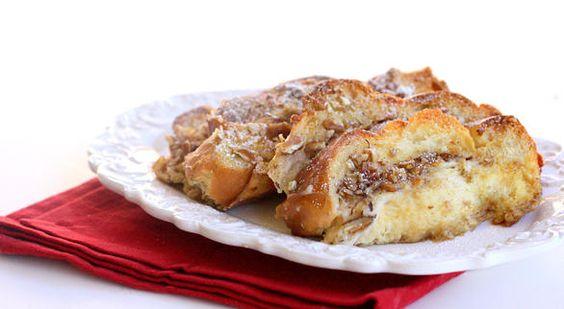 Overnight frenchtoast casserole