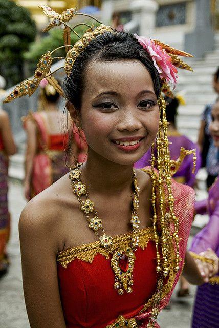 young thai girl