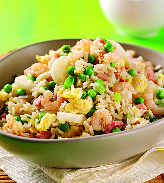 Create your own Chinese takeout with this #delicious #rice dish packed with…