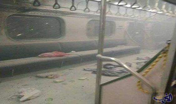 جرحى إثر انفجار في محطة مترو في…