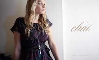 Chai Fashions - 2012 Collections