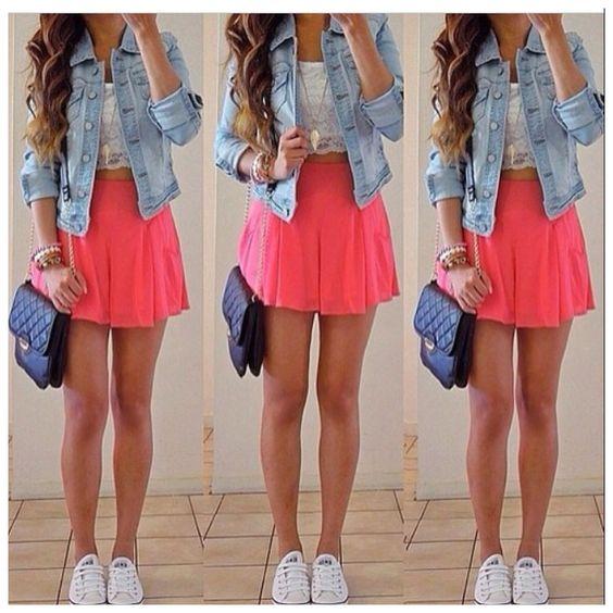 Summer dress jackets in closet