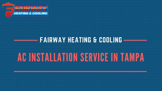 Fairway Heating And Cooling The Best Ac Installation Company In