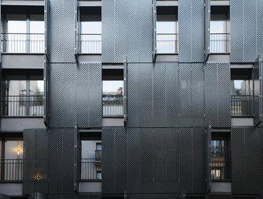 10 logements rue Legendre, Paris, 2012 - Avenier & Cornejo Architectes