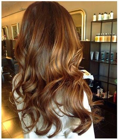 couleur marron noisettecaramel httpwwweva extensions - Coloration Marron Pralin