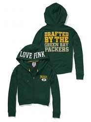 Green Bay Packers hoodie - Victoria's Secret