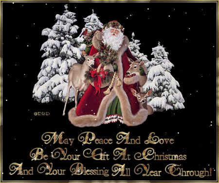 merry christmas greeting cards for facebook