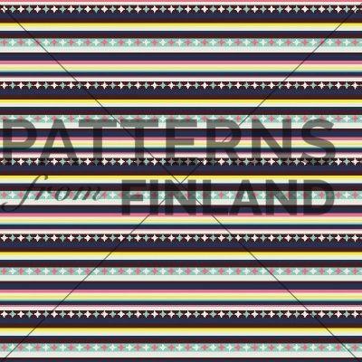 Bissap Stripe by Kahandi Design   #patternsfromfinland #kahandidesign #pattern #surfacedesign #finnishdesign