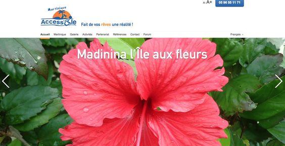 Handicap Tourisme   Visitez la Martinique