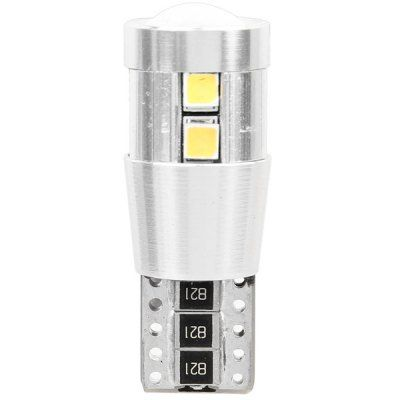 $5.69 (Buy here: http://appdeal.ru/a9nk ) MZ T8 5W 500lm White Light 10 SMD 2835 LEDs Car Width Lamp for just $5.69