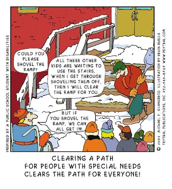 Memes You Might Relate To If Your Child Receives Special Education The Mighty Education Poster Special Education Special Education Inclusion