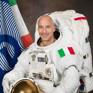 Luca Parmitano (born in Paternò, 1976) is an Italian astronaut in the European Astronaut Corps for the European Space Agency. He was selected as an ESA astronaut in May 2009.