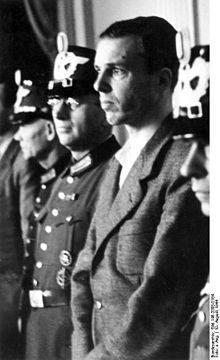 Berthold Alfred Maria Schenk Graf von Stauffenberg