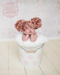 Baby hat--too cute