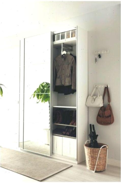 Garderobenschrank Mit Schiebetur Ikea Garderobe L Beige