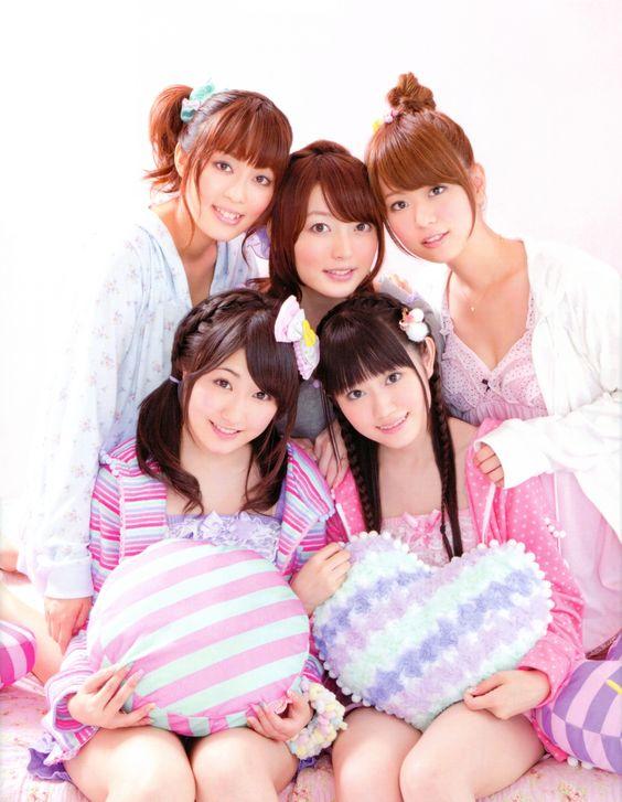 花澤香菜さんと井口裕香さんと日笠陽子さんと小倉唯さんと日高里菜さん