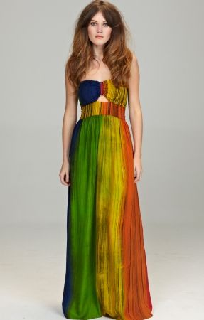 I would rock the &%#$ out of this dress.