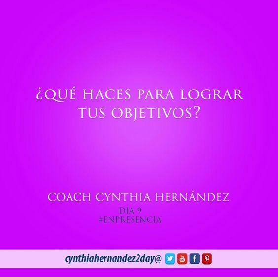 Día #9. En Presencia! Hay que evaluar si nuestras actividades, nuestros hábitos y acciones están alineados a las cosas que deseamos lograr. #2day #enpresencia #cynthiahernandez2day #sepuede #metas #cambio #voypormas #lifecoaching  #certifiedlifecoach #makeithappen #coach #certifiedcoach  #goals #coachinglife #success