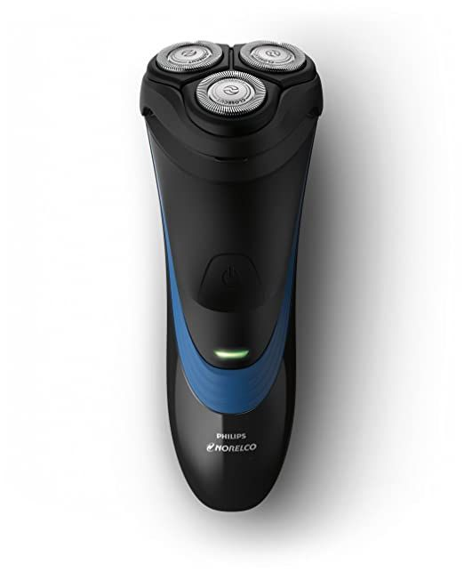 Amazon.com: Philips Norelco S1560/81 Shaver 2100 Rechargeable Wet Electric Shaver, with Pop-up Trimmer: Beauty