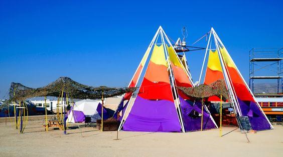 Camp Tectonic
