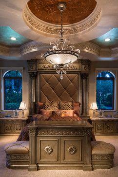 Hollywood, Florida - mediterranean - Bedroom - Miami - Perla Lichi Design