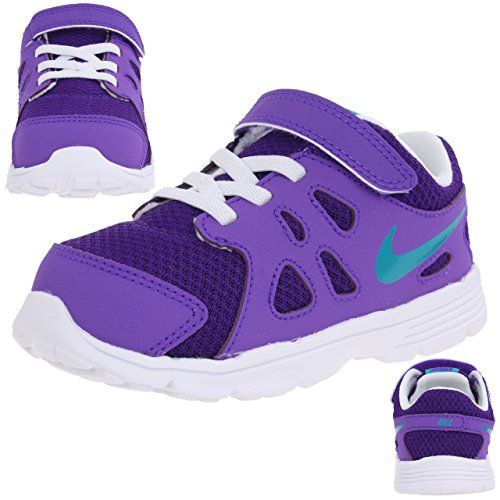 Nike Kaishi TDV Chaussures, Bébé, Bleu, 25