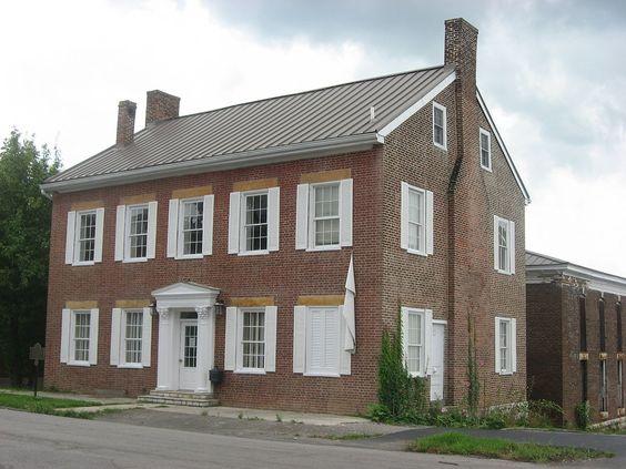 Mercer County Jailer's Residence in Kentucky.