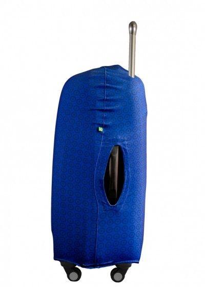 Capa para Mala Luggio Azul, Protetor de bagagem
