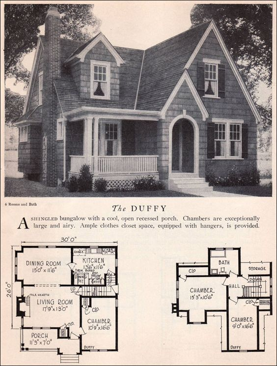 home builders catalog 1929 duffy american residential On american residential architecture