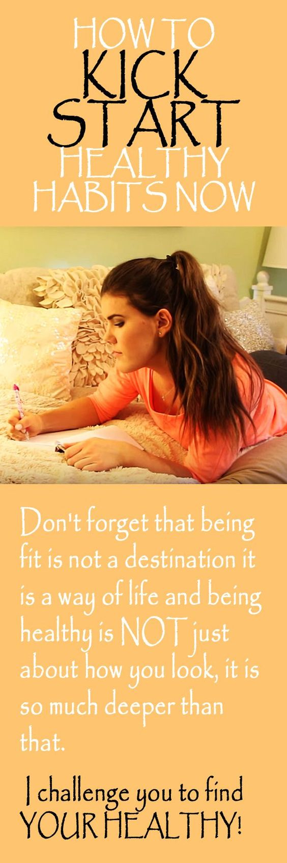 Best tips for starting a healthy lifestyle you can implement today. No excuses!