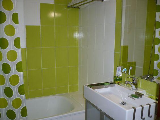 Baño Azulejos Pintados: facebookcom/notes/pinturerias-mafer/azulejos-pintados/743047112421229