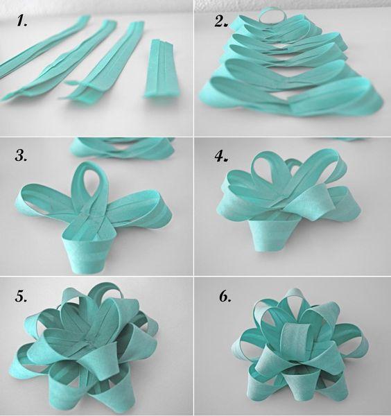 Lazo: Hairbow, Wrapping Paper, Gift Bows, Bows Bows, Diy Gift, Diy Craft, Hair Bows, Christmas Gift