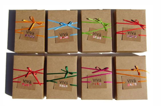 packaging- w/ colored twine & logo... {soap 10/2}