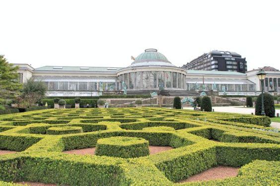Le Botanique, Brussels