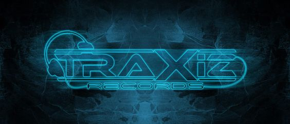 Wallpaper for TraXiZ Records (it does not exist anymore)